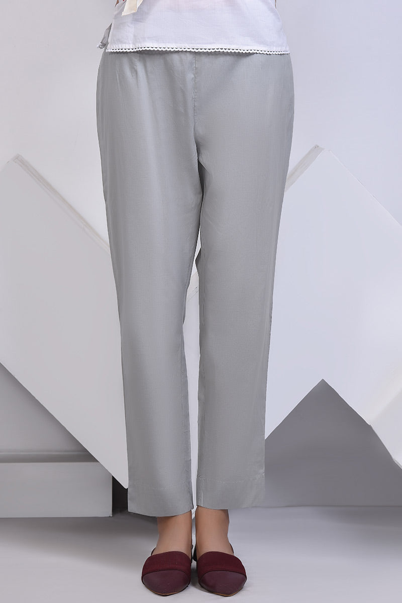 BASIC TROUSER L/GREY