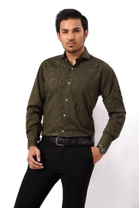 Formal Shirt - Green