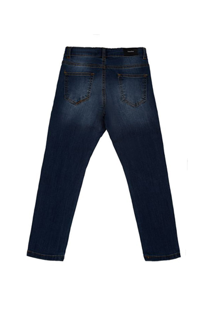 Denim Trouser L/Blue
