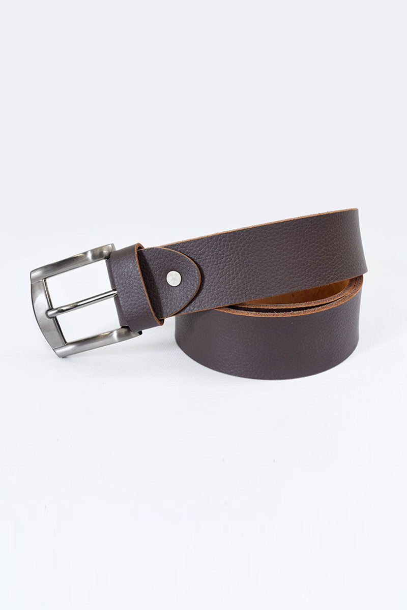 WIDE STRIPE BELT
