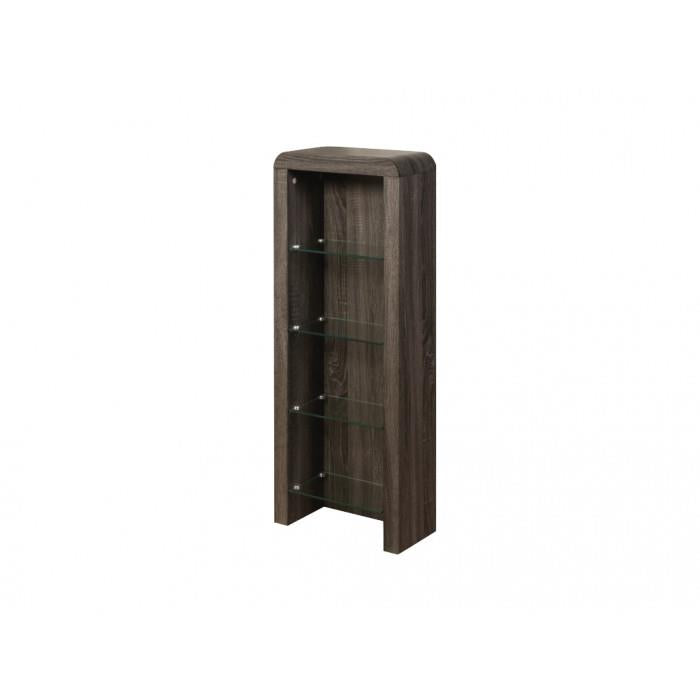 Encore Dvd Storage Unit Charcoal