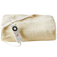 Load image into Gallery viewer, Dreamland Soft Fleece Fitted Underblanket Easy Fit Straps