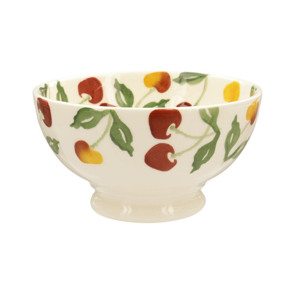 Summer Cherries French Bowl Emma Bridgewater