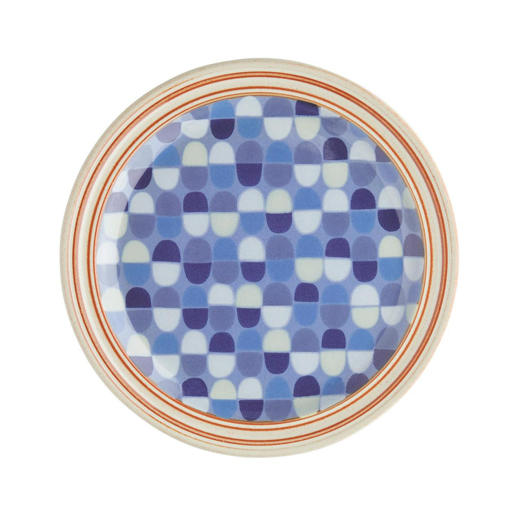 Denby Heritage Fountain Accent Plate