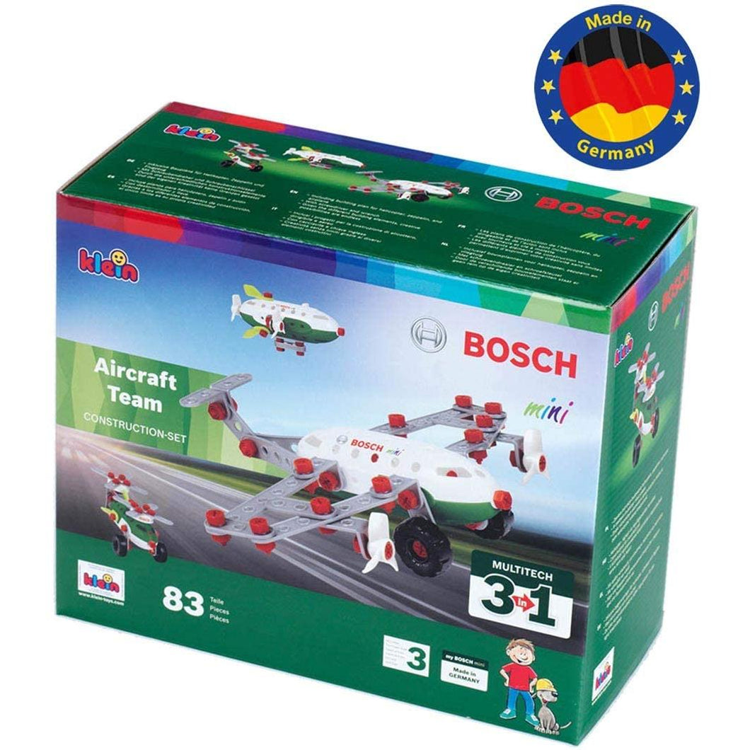 Bosch Construction Set Aircraft Team
