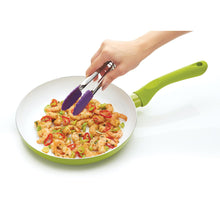 Load image into Gallery viewer, Colourworks Mini Tongs 18cm