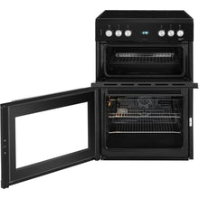 Load image into Gallery viewer, Beko EDC633K Electric Cooker, Black - Smyth Patterson