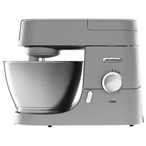 Kenwood KVC3100S Chef Premier Cake Mixer In Silver