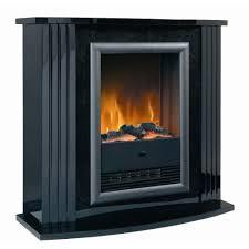 Dimplex Mozart Suite in Gloss Black Finish/2kw