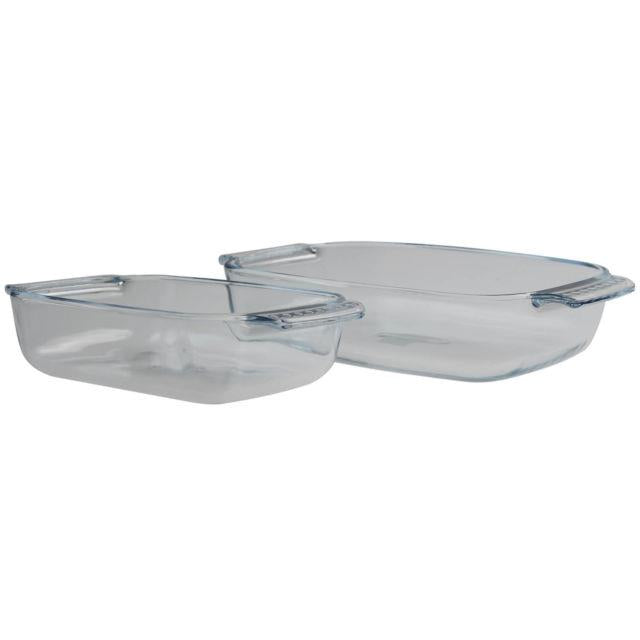 Beulah Roaster Set Of 2 Pyrex - Smyth Patterson