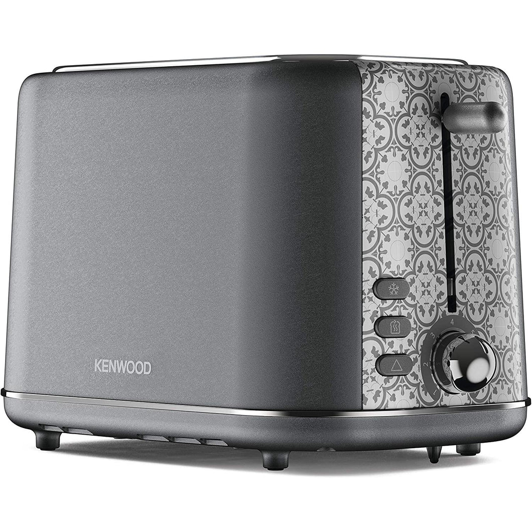 Kenwood TCP05AOGY  2 Slice Toaster In Grey