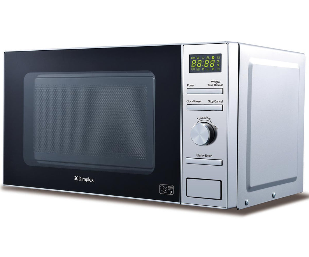 Dimplex 20 Litre Stainless Steel Microwave
