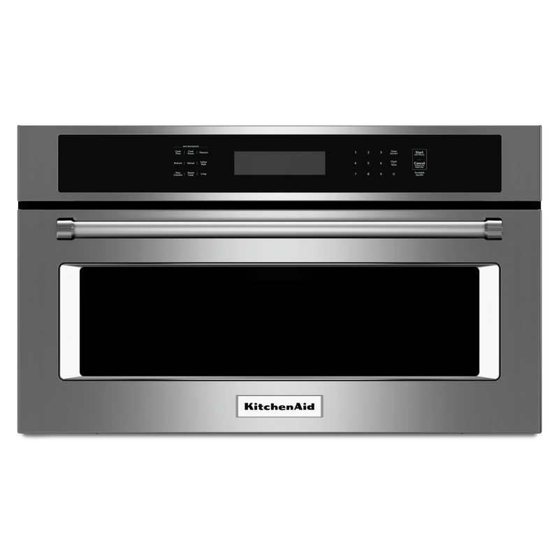"27"" Built In Microwave Oven with Convection Cooking KMBP107ESS"