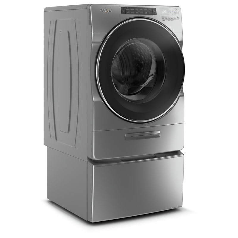 5.2 cu. ft. I.E.C. Closet-Depth Front Load Washer with Load & Go™ XL Dispenser WFW6620HC