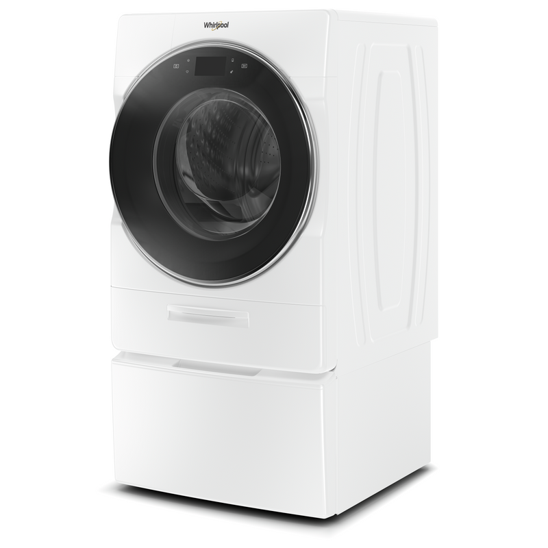 5.8 cu. ft. I.E.C. Smart Front Load Washer with Load & Go™ XL Plus Dispenser WFW9620HW