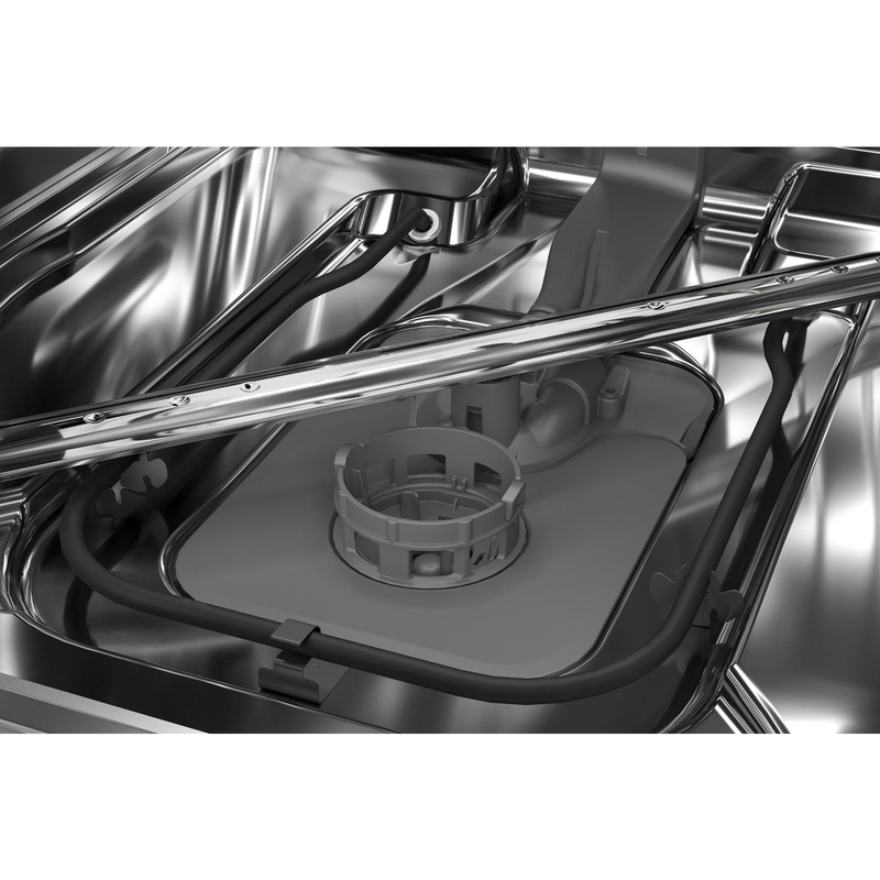 KitchenAid® 39 dBA Dishwasher in PrintShield™ Finish with Third Level Utensil Rack KDTE204KPS