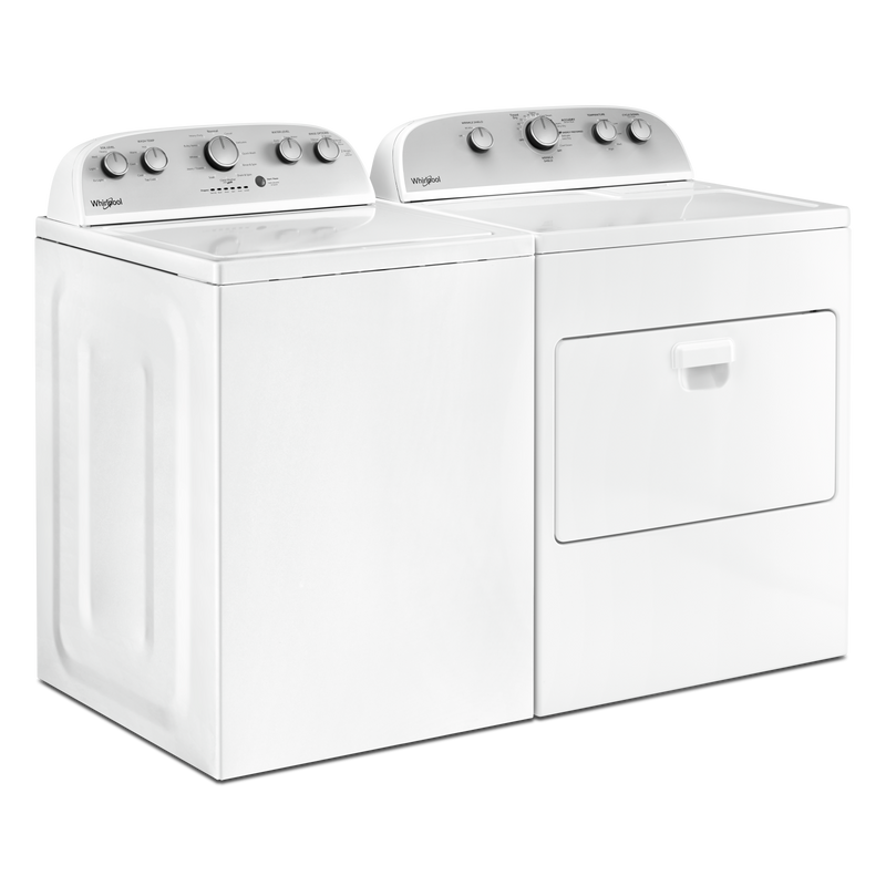 4.8 cu. ft. (IEC) High-Efficiency Top Load Washer with Agitator WTW5005KW