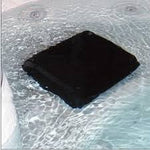 Spa Water Brick Seat Black