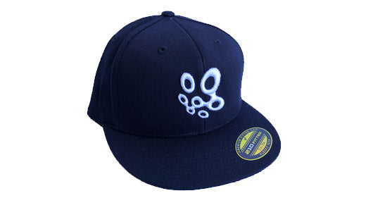NorCal Golf Guys Navy Blue Fitted Hat