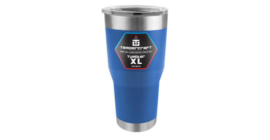 Tempercraft Insulated Stainless Steel Tumbler - 28oz