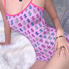 Load image into Gallery viewer, Money Print Sexy Onesie
