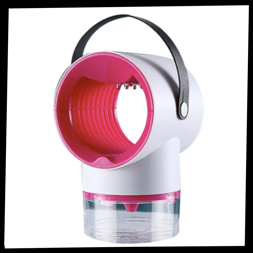 Portable Mosquito Killer LED Lamp with Handle - Package - Ozayti