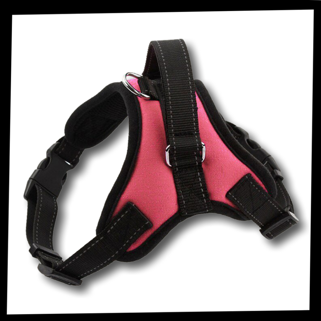 Reflective Adjustable Dog Harness - Included in the package - Ozayti