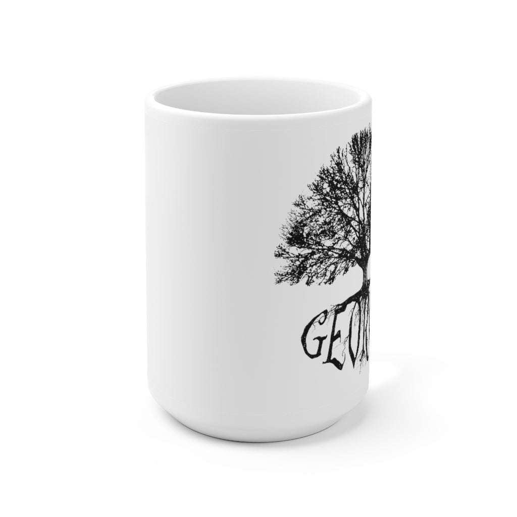 Georgia - Big Tree - Mug