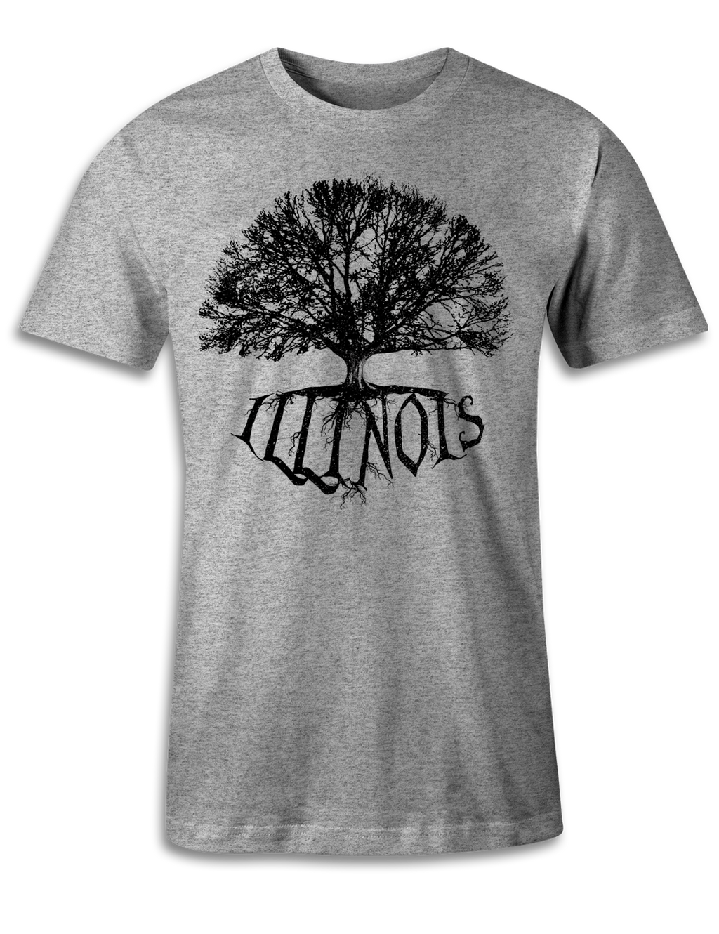 Indiana - Big Tree - Unisex Tee