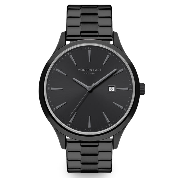 Parker Black Stainless Link / Black