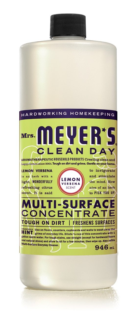 Mrs. Meyers Multi Surface Cleaner Concentrate (946ml)
