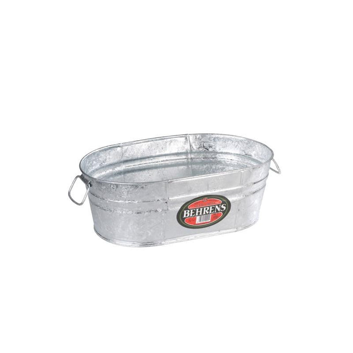 Behrens Steel Tub Oval