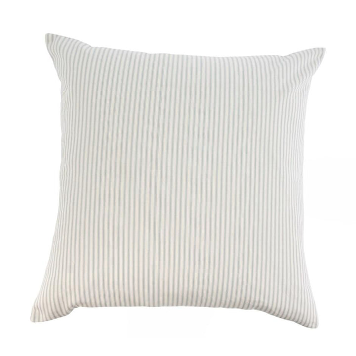 Cotton Ticking Cushion/Pillow 24x24