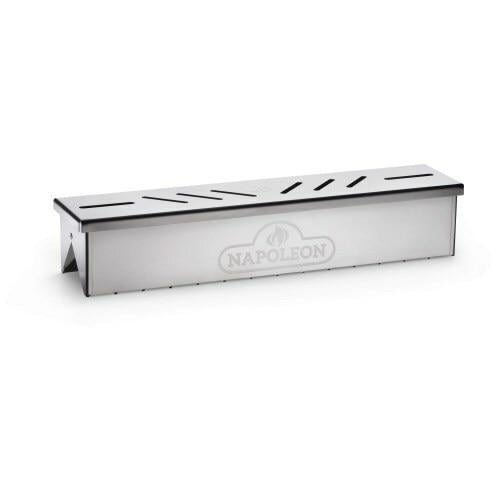 Napoleon Stainless Steel Smoking Box