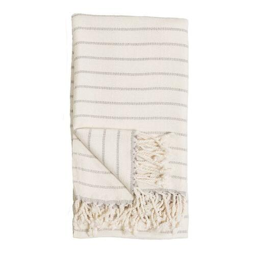 Turkish Towel Bamboo Stripe Mist