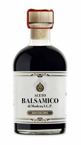 Balsamic Vinegar Goccia Oro (Gold) High Density 250ml