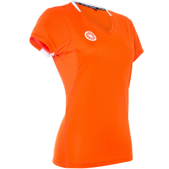 Tech Tee Women's - oranje