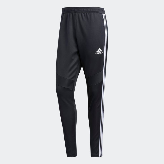 Tiro 19 trainingsbroek zwart 3 stripes