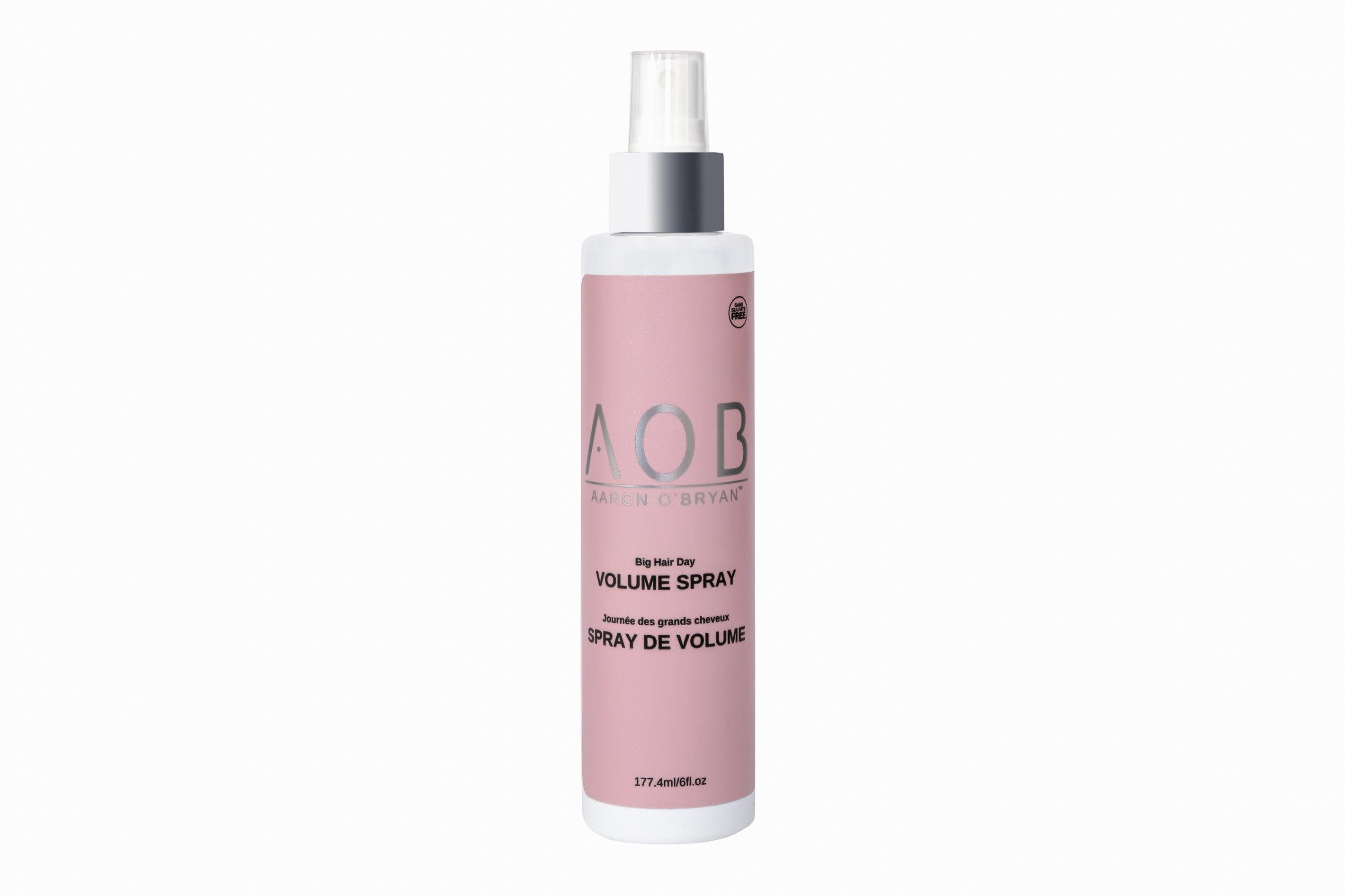 AOB Big Hair Day Volume Spray 6fl.oz - AOB Hair Products