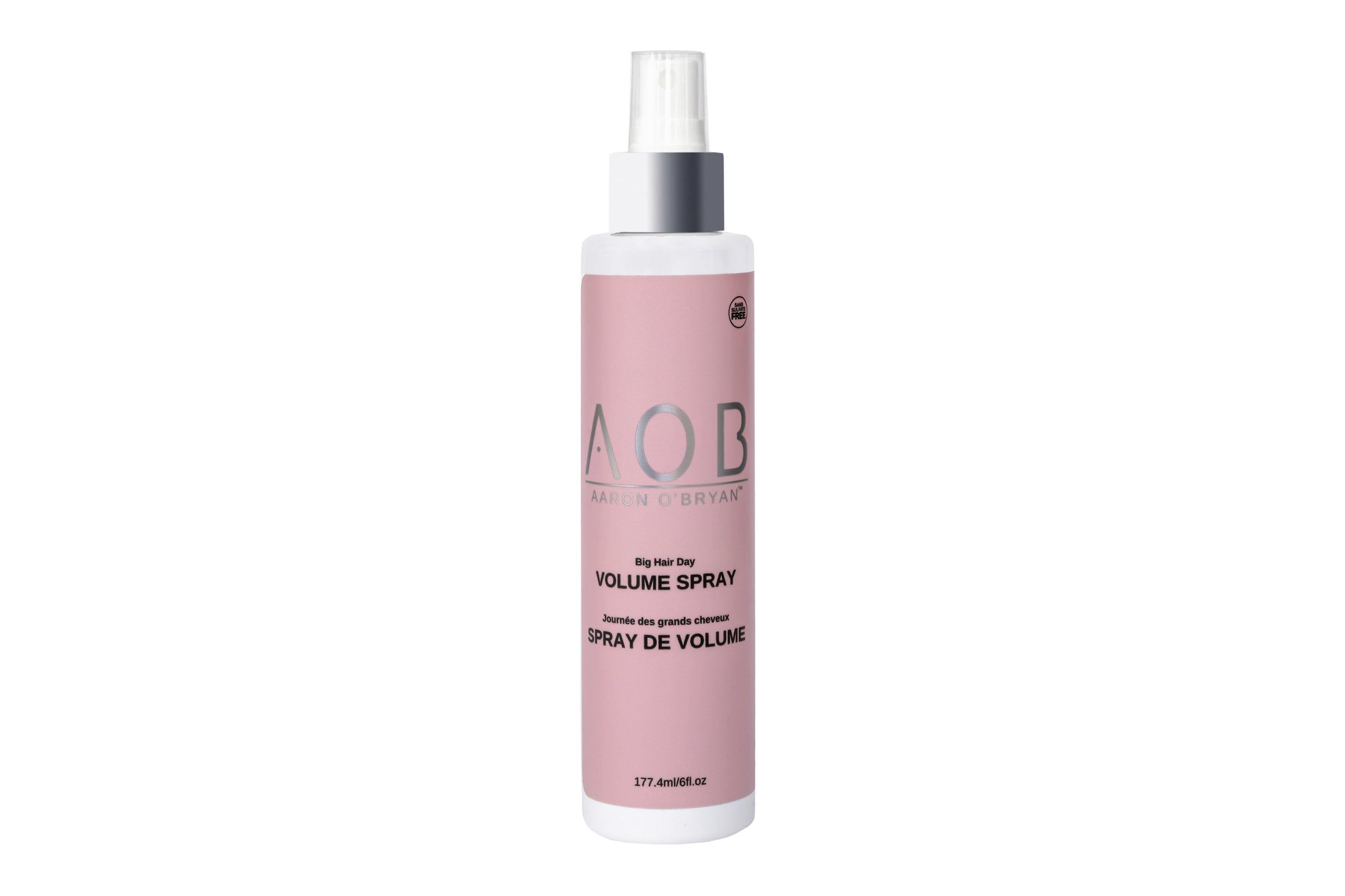 aob volume spray