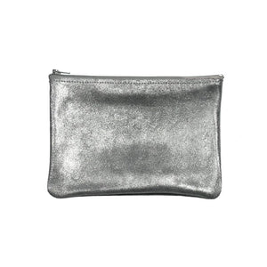 Medium Pouch-Smoke Sparkle