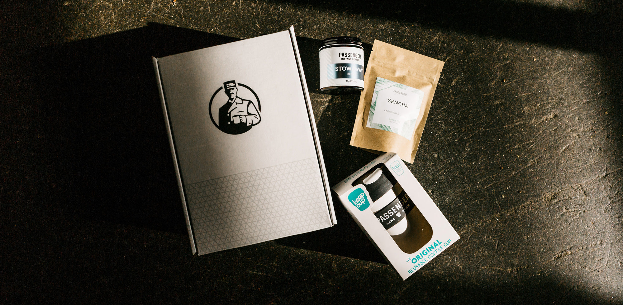 Passenger Coffee & Tea Gift Box