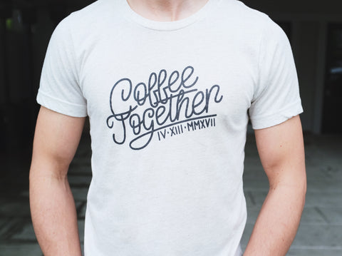 """Coffee Together"" T-shirt"