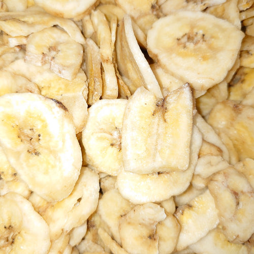 Banana chips from Life in Eco - an eco grocery store in Mersea, Essex