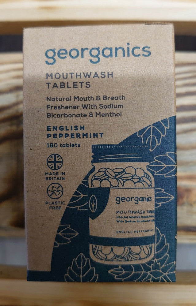 Mouthwash Tablets