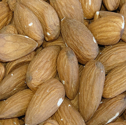 Whole almonds from Life in Eco