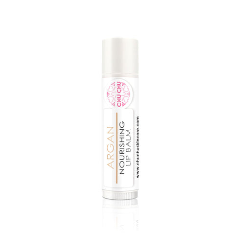 CHUCHU Skincare Argan Oil Nourishing Lip Balm