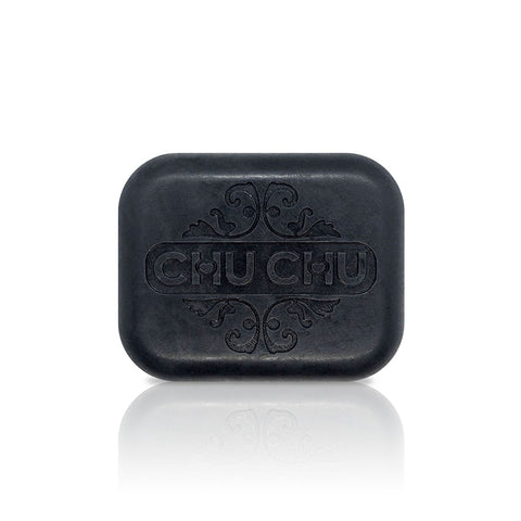 ChuChu Skincare Dead Sea Mud Charcoal Detoxifying Soap 海泥竹炭排毒淨肌皂