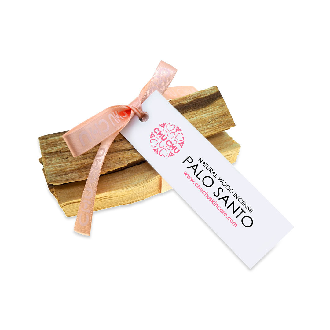 ChuChuSkincare Palo Santo Holy Wood Incense Stick 秘魯聖木
