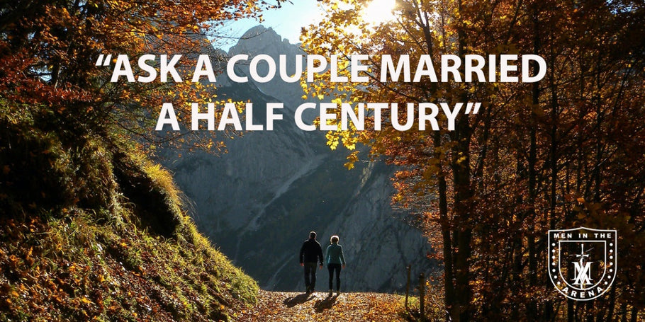 Best Advice for a Successful Marriage - From a Couple Married for Half A Century